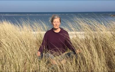 Meditation med fokus på åndedrættet