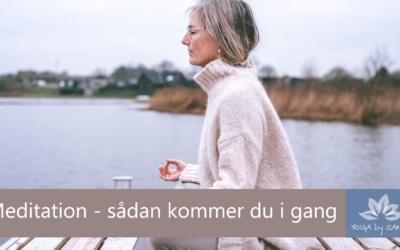 MEDITATION PÅ ÅNDEDRÆTTET